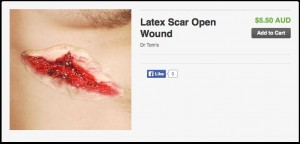 Latex_wound
