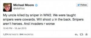 Michael_Moore_snipers