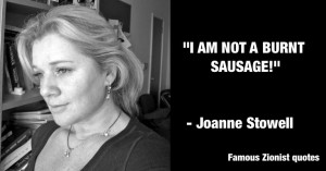 Joanne_Stowell_Burnt_Sausage
